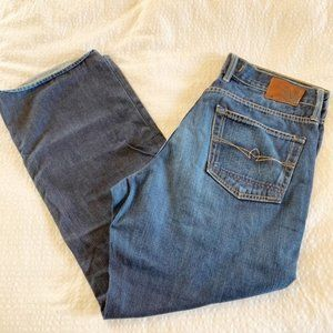 Agave Denim Men's Waterman Relaxed Straight Jeans